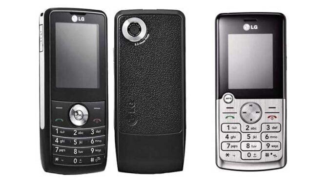 LG KP220 dan KP320