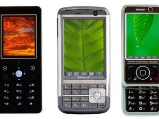 Ponsel Terbaru MyG