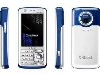 4 Ponsel Baru K-Touch