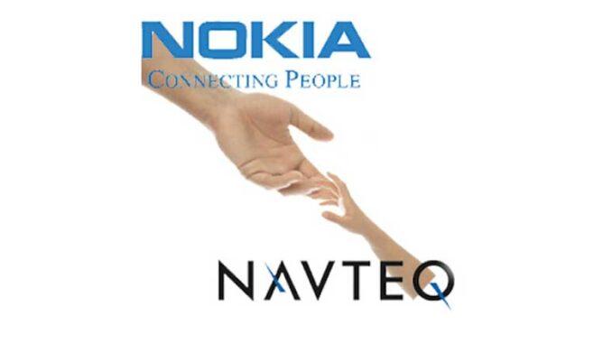 Nokia Akuisisi Navteq