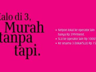 Tarif Murah Tri