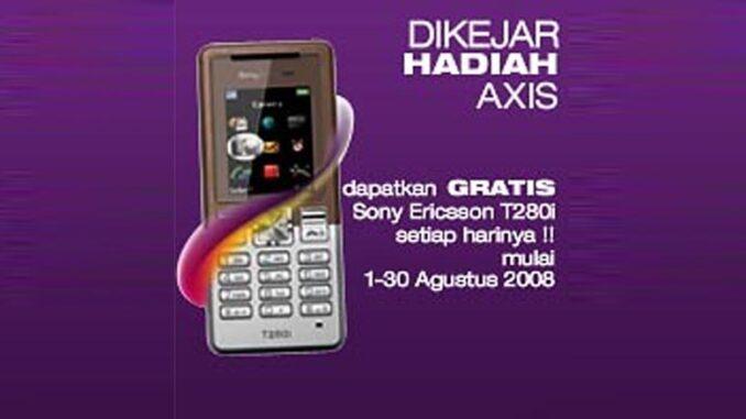 GRATIS Sony Ericsson T280i