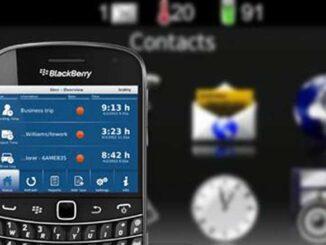 BlackBerry Aman