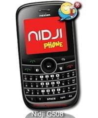 Nexian-NIDJI-G508