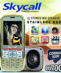 Skycall-C6700