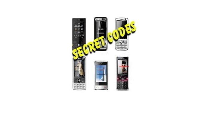 Kode rahasia ponsel China