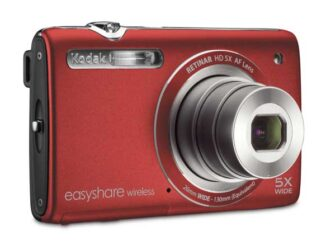 Easyshare M750 Wi-Fi