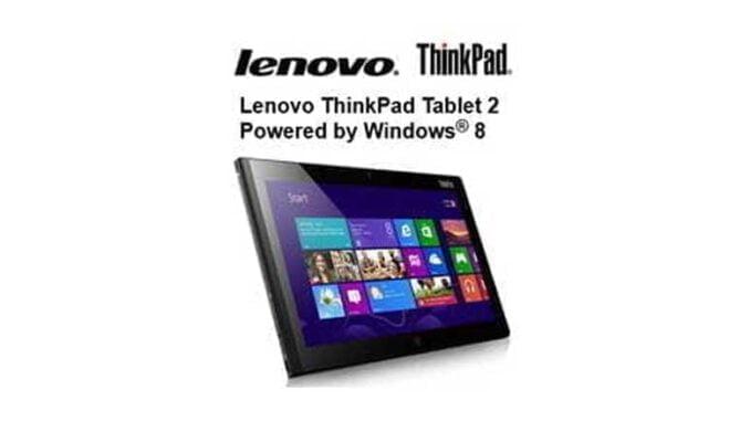 Lenovo ThinkPad 2