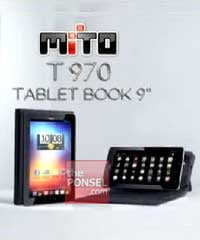 Mito T970, Tablet 9 Inci Plus Docking Keyboard | theponsel.com