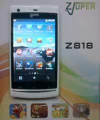 Zuper-z818