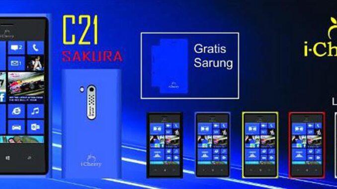 iCherry C21 Sakura