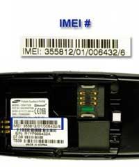 IMEI-Ilegal