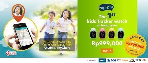Bipbip-Kids-Tracker-Watch