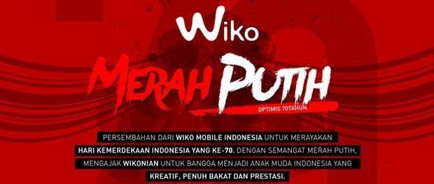 Wiko-Merah-Putih
