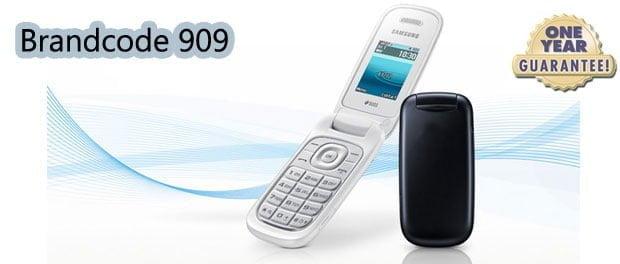 Brandcode-909