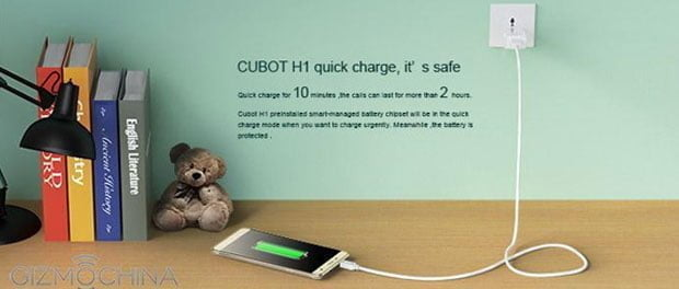 Cubot-H1