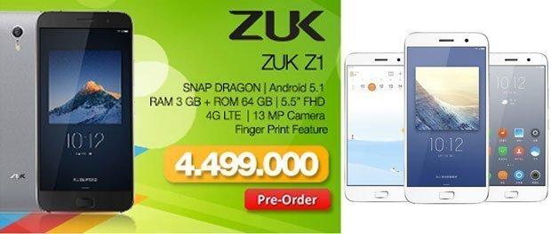 Pre-Order-ZUK-Z1-di-Indonesia