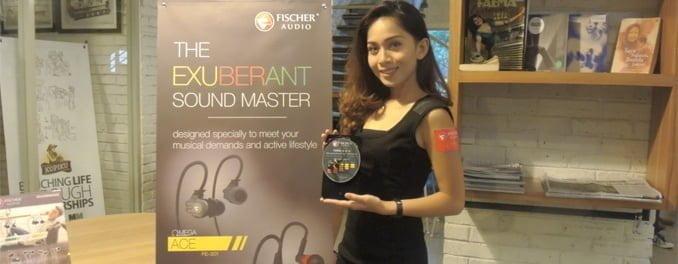 Fischer-Audio-Launch