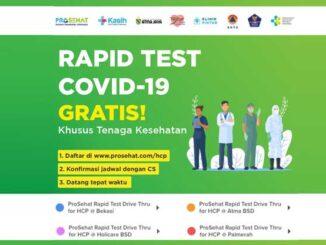 Rapid Test Covid-19 Gratis