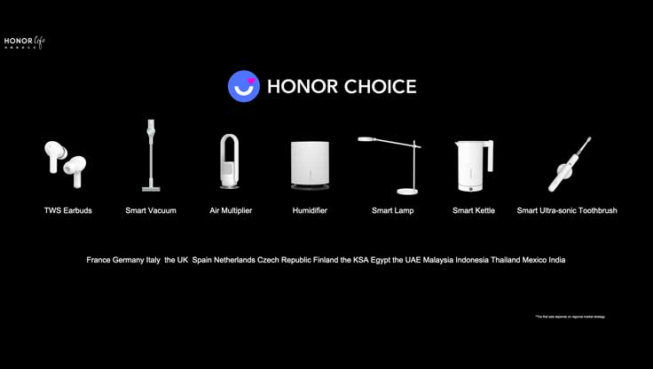 Honor Choice