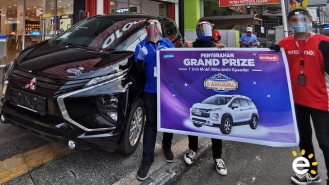 Pemenang Samsung Karnaval Erajaya