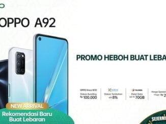 Smartphone Lebaran OPPO