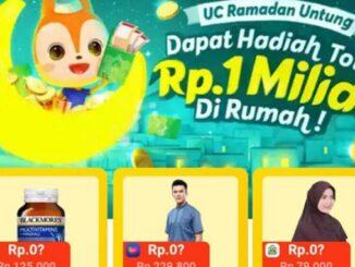 UC Ramadan Untung