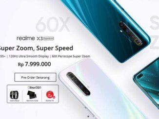 Harga realme X3 SuperZoom