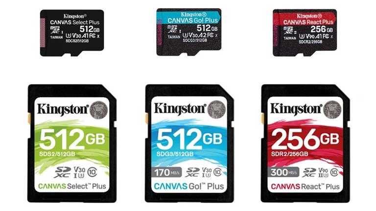 Kingston Canvas Plus