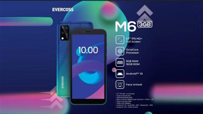 Evercoss M6