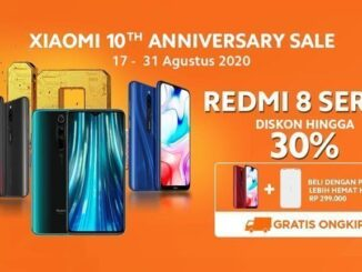 Kejutan 10 Tahun Xiaomi