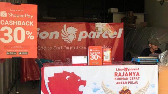 ShopeePay Lion Parcel