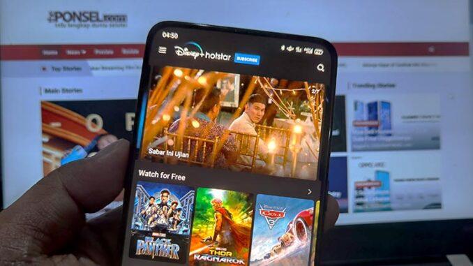 Disney+ Hotstar Telkomsel
