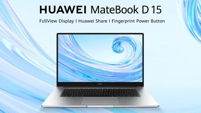 MateBook D15