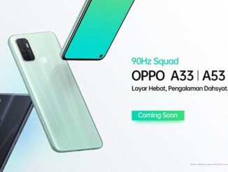 OPPO A33 dan New OPPO A53