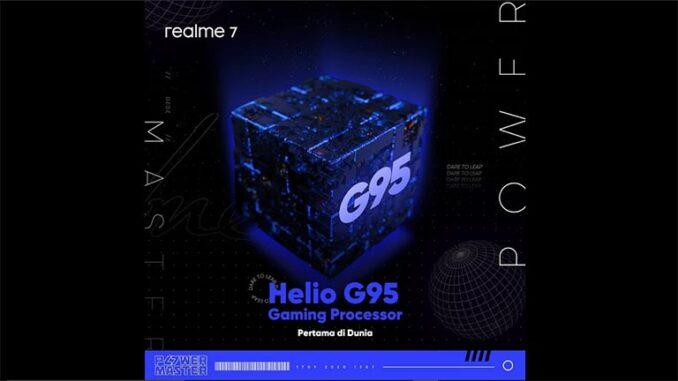 realme Helio G95