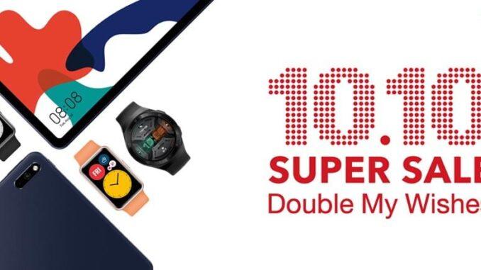 Huawei Super Sale
