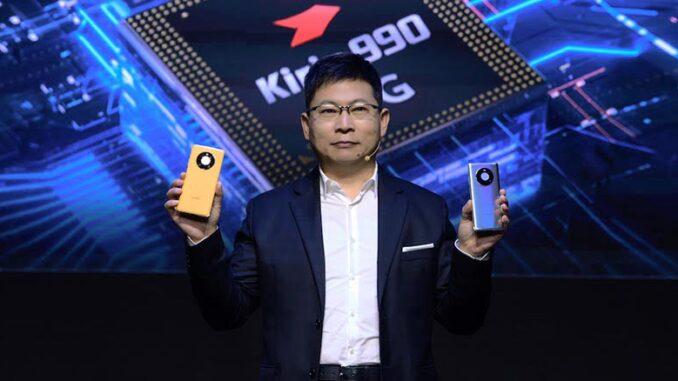Huawei Mate 40 Series Launch