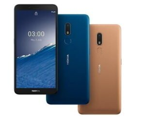Pre-order Nokia C3