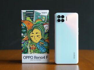 OPPO Reno4 F