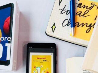 Samsung Semangat Tetap Sekolah