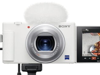 Sony ZV-1 Putih