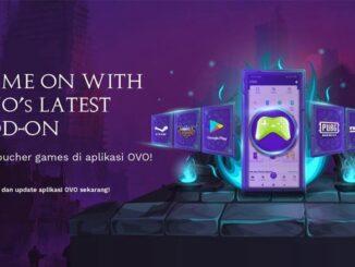 Beli voucher game dengan OVO