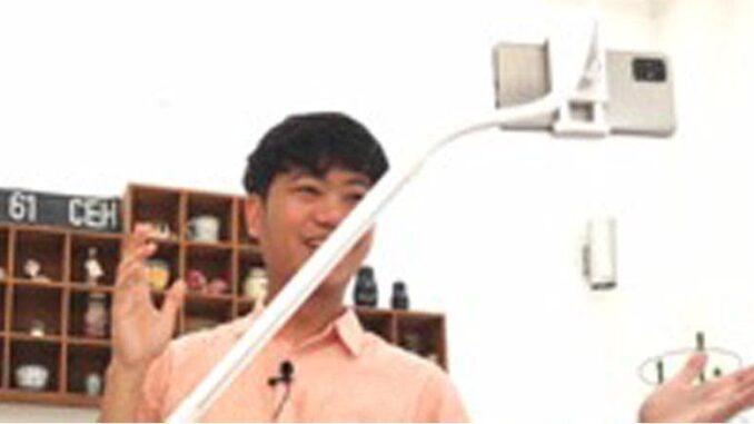 Bikin video dengan ponsel