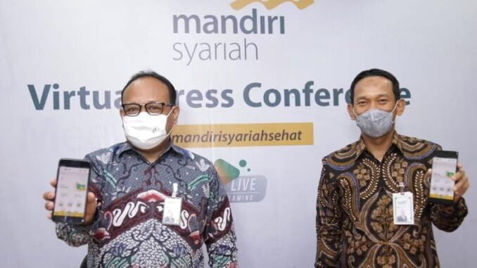 Fitur E-mas Mandiri Syariah Mobile