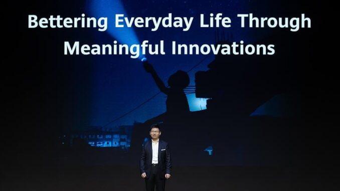 Huawei Peningkatan Pendapatan
