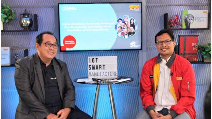 Indosat IoT Smart Manufacturing