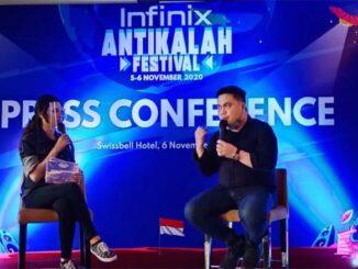 Infinix Anti Kalah Festival 2020