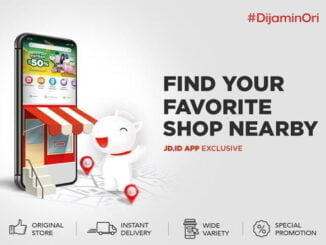 Fitur Nearby Shops JD.id