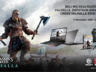 Kerjasama MSI dan Ubisoft